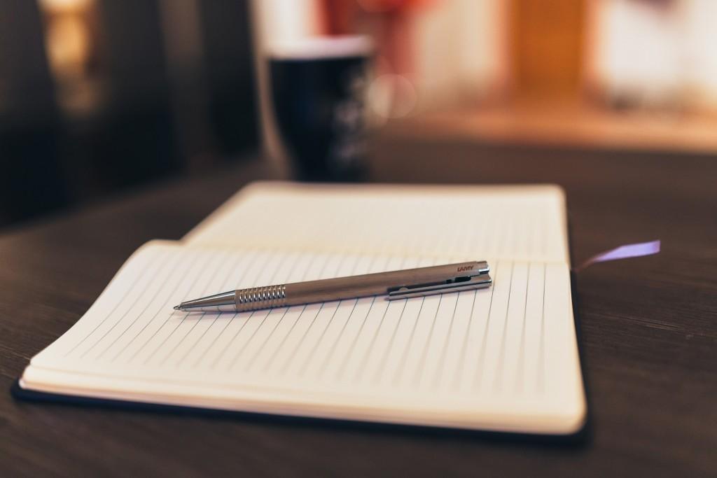 write down details